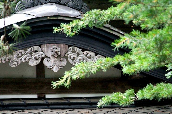 Samurai Houses of Kakunodate, Akita