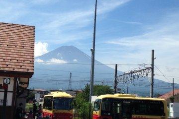 My Adventure on Mount Fuji