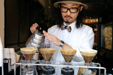 Sendai Coffee Stand