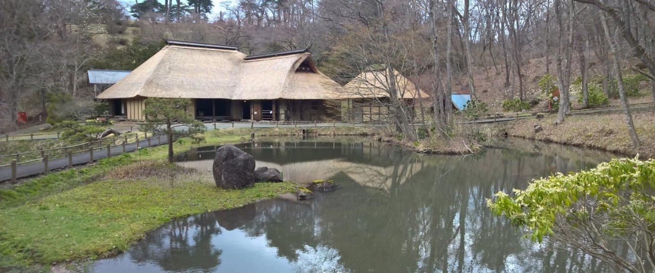 Une maison de style Magariya
