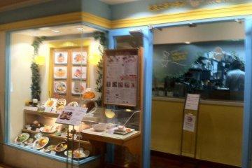 Molette Omelet Restaurant JR Kyoto