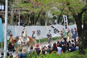 Procession rituelle