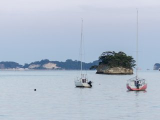 เกาะ 260 เกาะกระจัดกระจายอยู่ในอ่าว
