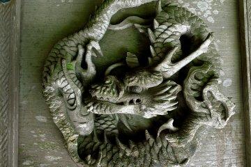 Haruna Shrine's Fabulous Dragons