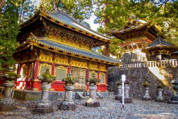 Nikko's Toshogu Shrine