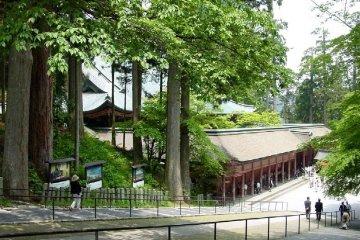 La Montée au Temple Enryaku-ji