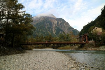 Kamikochi Alps