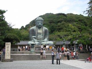 Buddha statue of Kamakura