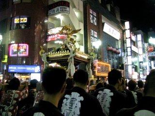 The Festival in Ikebukuro