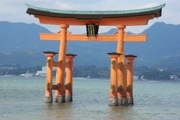 Miyajima - Island of the Gods