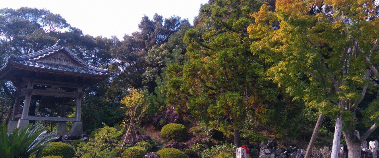 Forest bath, Dainichiji