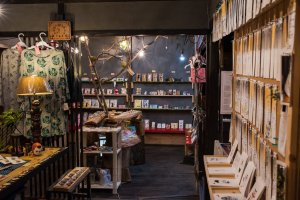 La Chat is quirky and holds local art and crafts