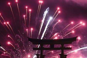 The Miyajima Fireworks Experience