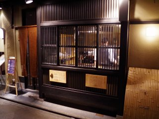 Signature snack barslike Tagoyaki are open till late to fill your desires.