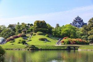 Le Jardin Korakuen d'Okayama
