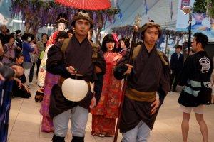 The Edo Parade