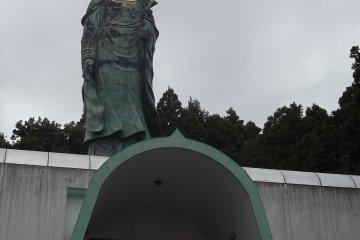 Bankyaku-In and the Fujieda Kannon