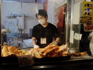 A good opportunity to buy regional food without leaving Tokyo