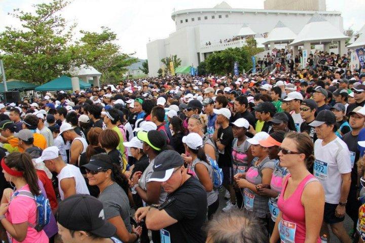 Shouhashi Half Marathon