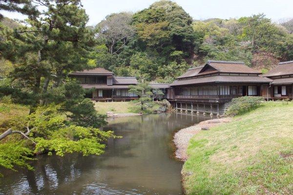 Rinshunkaku, which dates back to 1649
