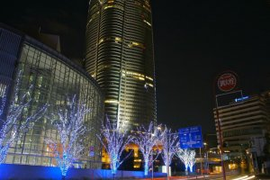 Night-time lights