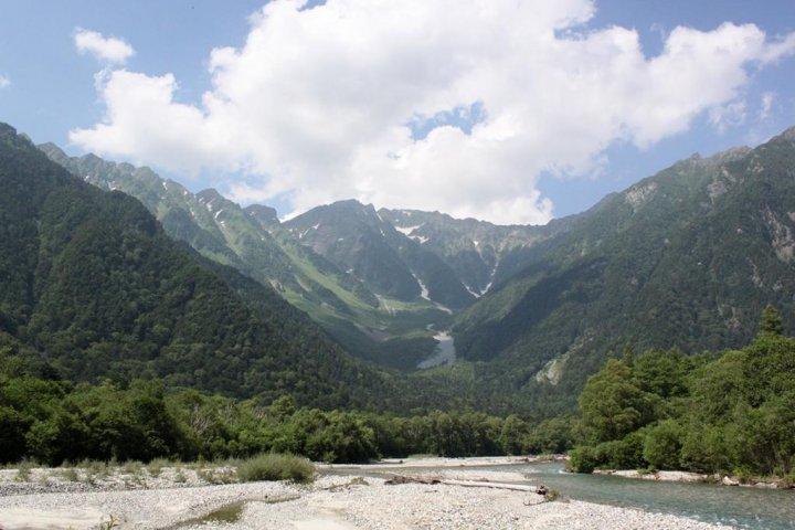 Kamikochi: Hiking near Takayama