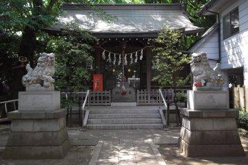 Shinmei Hikawa Shrine in Tokyo