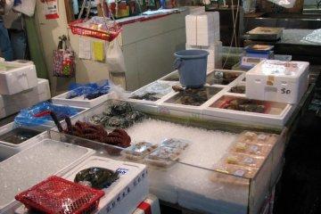 Tsukiji Central Wholesale Market