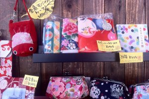 Kimono and textile shops are the standout for shopping at Sannenzaka and Ninenzaka Kyoto