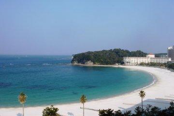 Biển Shirahama