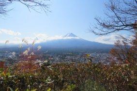 Fuji-San in the Fall