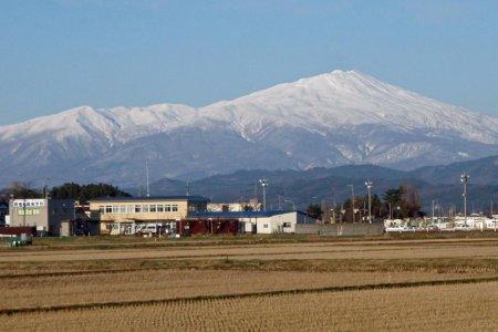 Yamagata di Musim Dingin
