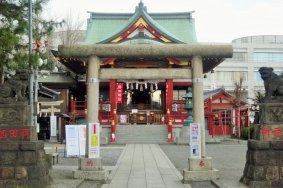 Haneda-jinja Shrine