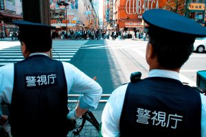 Japan is a safe place but don't let your guard down while travelling