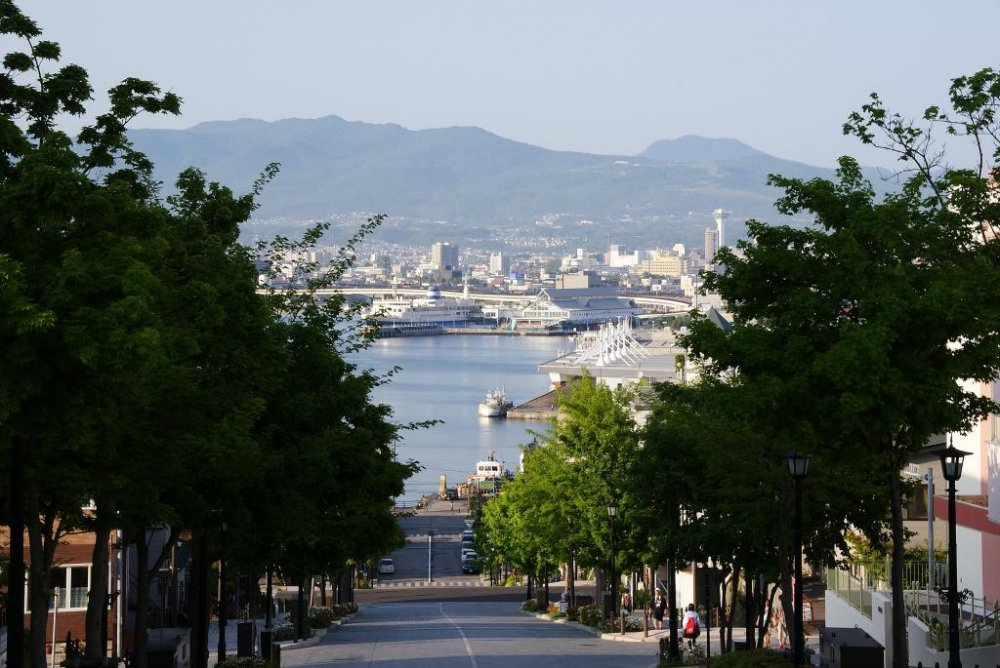 Welcome to Hakodate