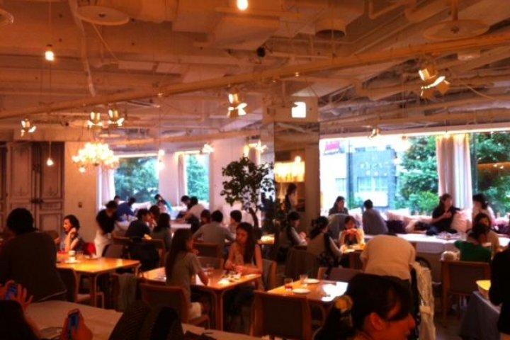 Baby-friendly restaurant Chano-ma