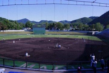 Maruyama Baseball Stadium