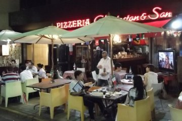 Charleston & Son Pizzeria, Roppongi
