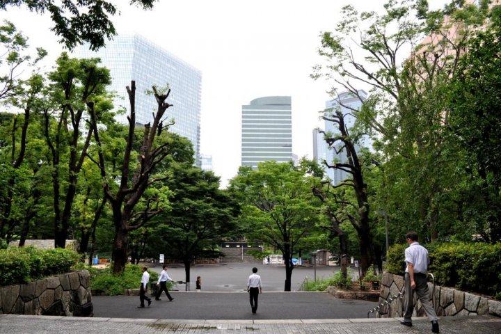 Shinjuku-Chuo Park