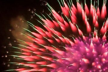 Exclusive Firework Festival Package