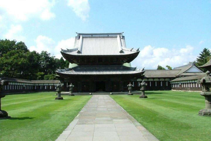 Zuiryu Temple, Takaoka