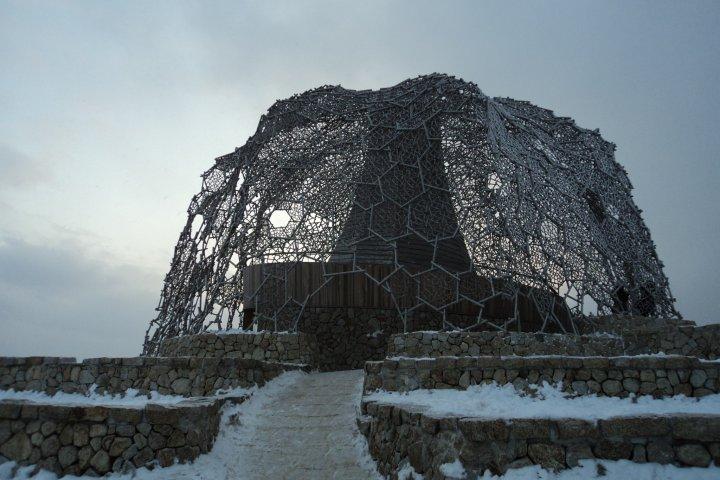 Mount Rokkō & Shidare Observatory