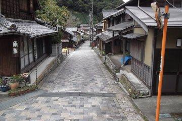 Utsunoya Historical Inns