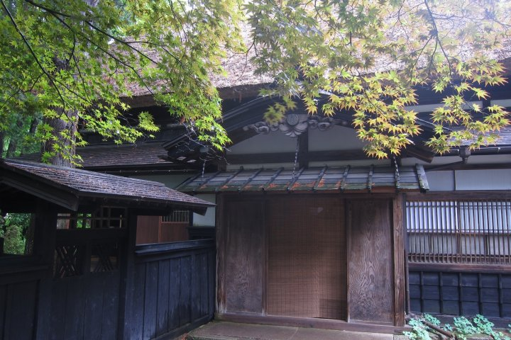 Ishiguro Samurai House, Kakunodate
