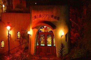 【东京吃喝玩乐】东京—三鹰宫崎骏美术馆