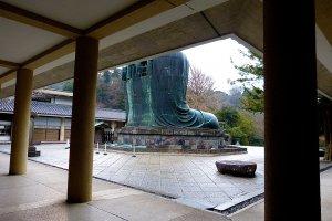 Back of Daibutsu