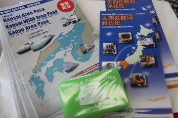 JR Pass Dua Hari di Stasiun Kobe