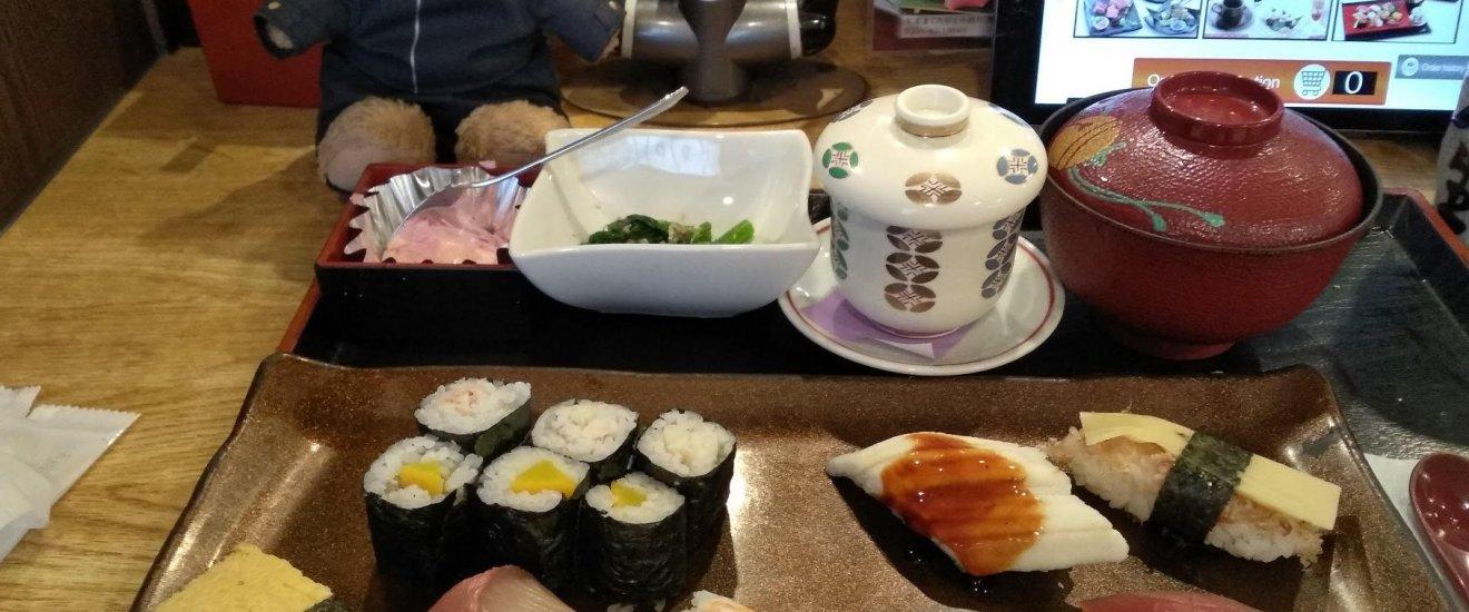 Economical sushi!