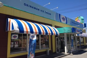 Blue Seal is proudly Okinawan in origin and taste