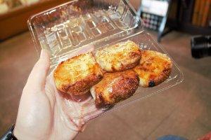 Steamed buns from Harashimayasouhonke